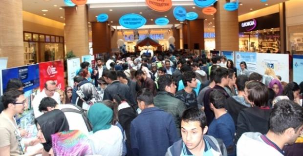 40 Üniversitenin Temsilcisi Urfa'ya Geldi