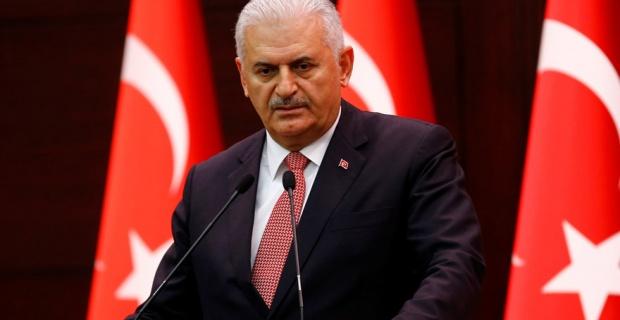 Başbakan Yıldırım'dan Vali Tuna'ya 11 Nisan Mesajı