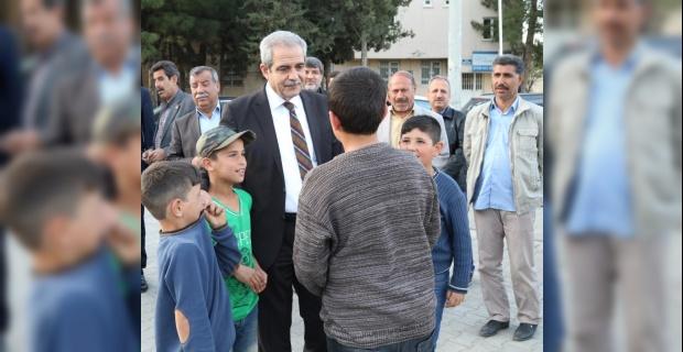 """Başkan Demirkol, """"16 Nisan'a kadar ayaktayız, sahadayız"""""""