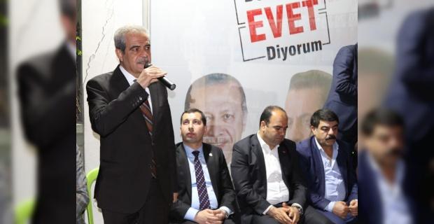 """Başkan Demirkol """"16 Nisan'da Darbelere Son Verelim"""
