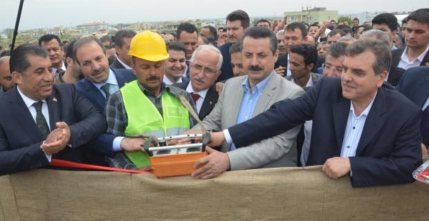 Çelik, Ceylanpınar'da Toplu Açılışlar Gerçekleştirdi