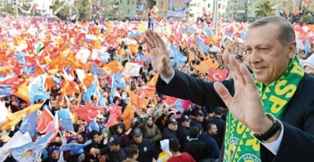 Cumhurbaşkanı Erdoğan, Şanlıurfa'nın Kurtuluş Yıldönümünü Kutladı