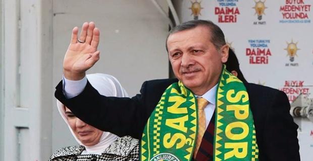 Cumhurbaşkanı Erdoğan'ın Şanlıurfa'ya Geliş Saati Belli Oldu
