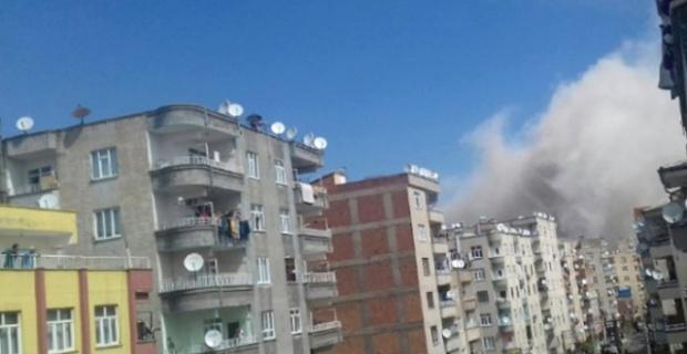 Diyarbakır'da Patlama!