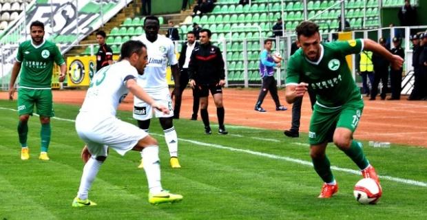Altınordu 2 Şanlıurfaspor 0