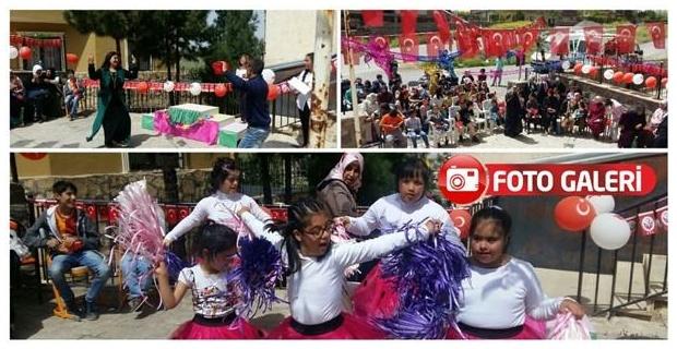 Engelli Çocuklar 23 Nisan'ı Coşkuyla Kutladı