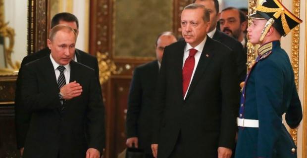 Erdoğan Rusya'ya gidecek