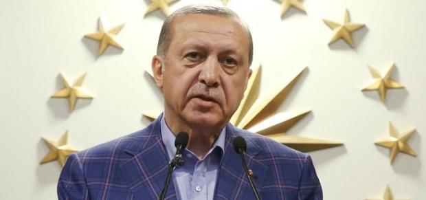 """Erdoğan,""""Vatandaşlarımız bu zaferin önemli bir parçasıdır"""""""