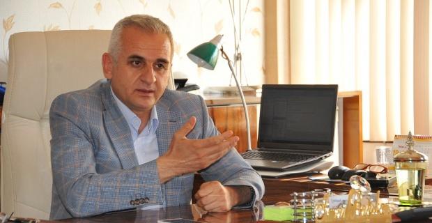 Gürbağ Yönetim Kurulu Başkan Yardımcısı sn.İsmail Bağıban'dan Kandil Mesajı