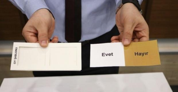 İşte Geçerli ve Geçersiz Sayılacak Oylar