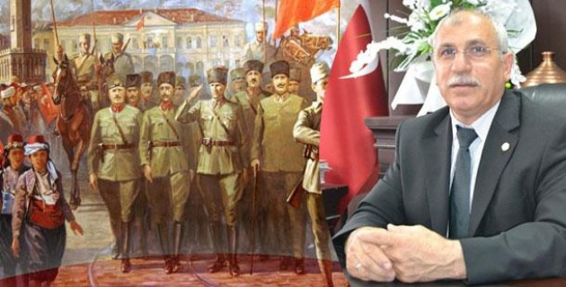 Mehmet Şefik Bakay'dan 11 Nisan Mesajı