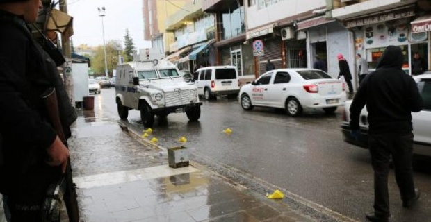 Siverek'te Gece Kulübüne Pompalı Silahla Saldırı