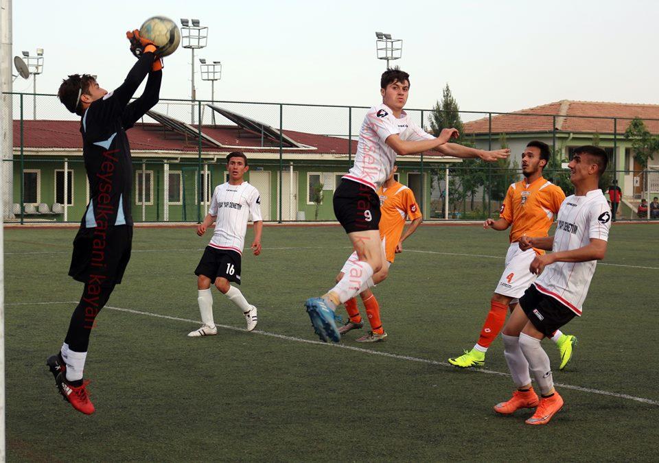U-19 Play-off Maçları Sona Erdi