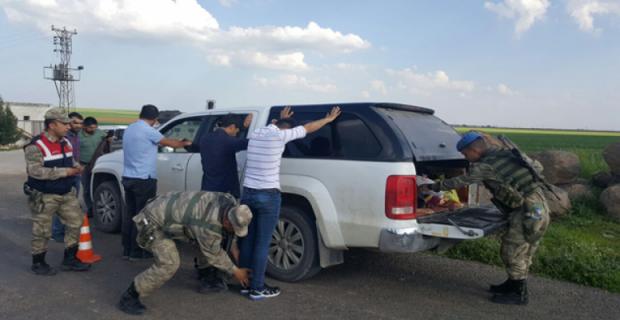 Urfa'da Huzur ve Yol Uygulaması