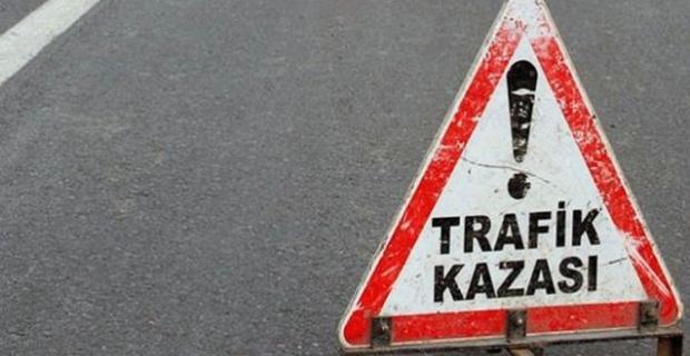 Urfa'da Feci Trafik Kazası!