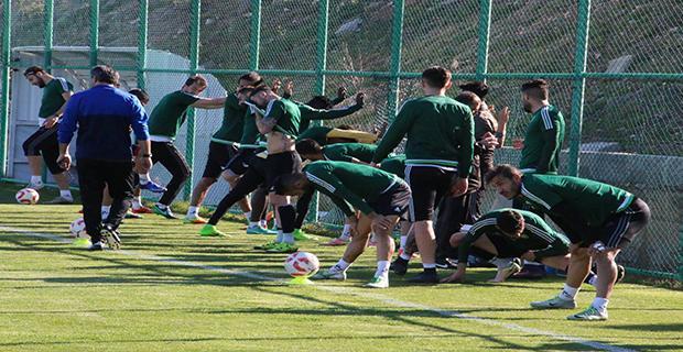 Urfaspor Samsunspor Maçına Bileniyor