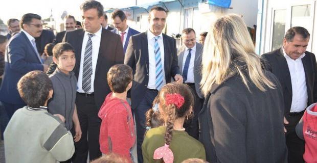 Dr. Mahmut AKTAŞ'tan 20 haziran Dünya Mülteciler Günü Mesajı