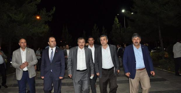 """Eyyüpoğlu,""""Türkiye'yi doyurmaya adayız"""""""
