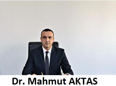iSKOD Şanlıurfa Dernek Başkanı Dr.Mahmut Aktaş'tan Kılıçdaroğlu'na Tepki