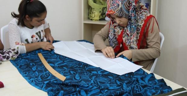 Haliliye'den istihdama yönelik kurslar.