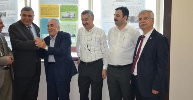 Harran Üniversitesi tarım alanındaki projeler destek veriyor.