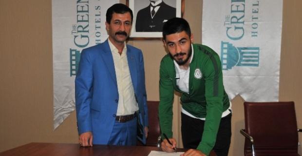 Karaköprü Belediyespor Muhammet Can Öztürk'ü kadrosuna kattı.