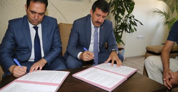 Koruma Bakım Rehabilitasyon Merkezi  işbirliği protokolü imzalandı.