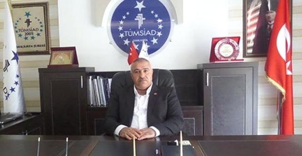 """Sade: """"Tarım Bakanlığının Şanlıurfa'da kalmasına ve Fakıbaba'nın Bakan olmasına iki kere sevindik"""""""