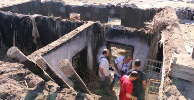 Şanlıurfa'da feci yangın: 3 ölü