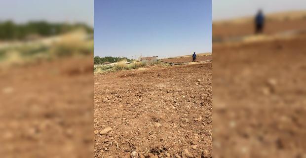 Suruç'ta,18 mahallede yaklaşık bir haftadır su yok.