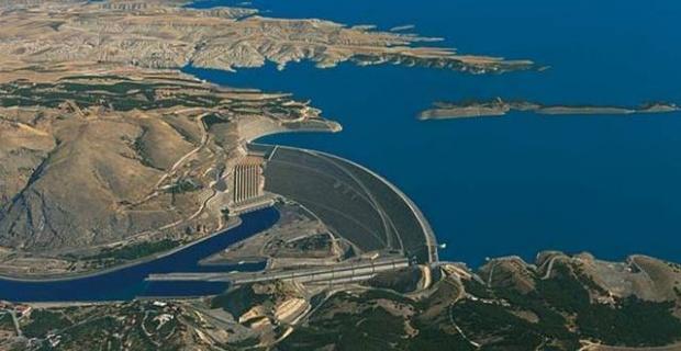 Atatürk Barajı'nda bu yıl 7 milyon balık hedefleniyor