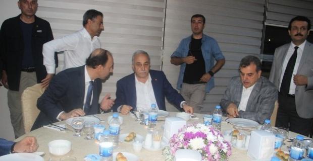 Gıda Tarım ve Hayvancılık Bakanı Fakıbaba, Şanlıurfa'da