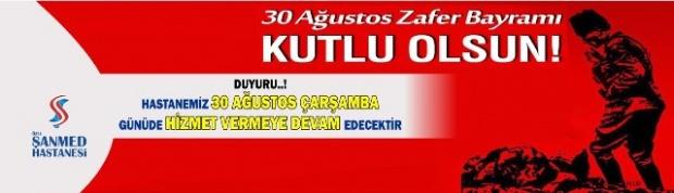 Keser,30 Ağustos Zafer Bayramını Kutladı.