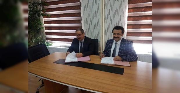 Ağaçlandırma protokolü imzalandı