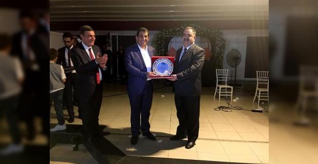 Atilla, Mersin'de Ceylanpınarlılar Gecesine Katıldı