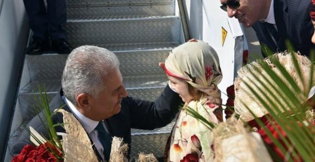 Başbakan Binali Yıldırım Şanlıurfa'da