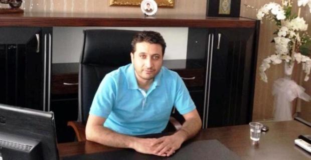 Dr. Murat Mancı,Kurban Bayramı'nı kutladı.