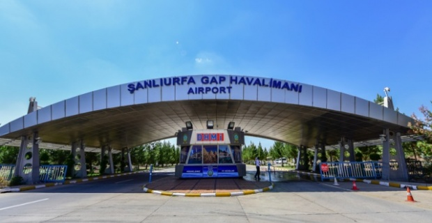 GAP Havalimanı Ağustos'ta 63.479 Yolcuya Hizmet Verdi.
