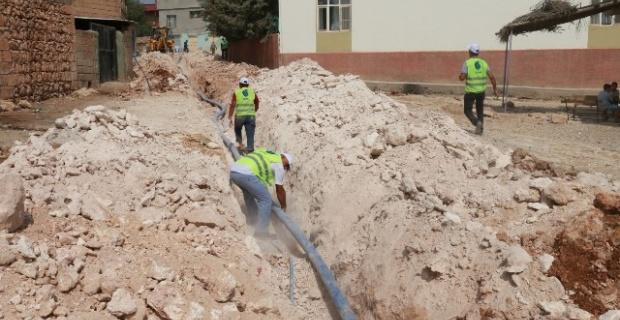 Halfeti'nin İçme Suyu Problemi Tarihe Karışıyor