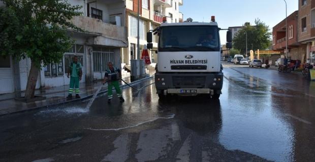 Hilvan Belediyesi Cadde Ve Sokakları Yıkıyor
