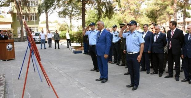 Hilvan'da 19 Eylül Gaziler Günü Kutlandı