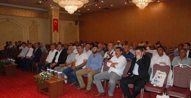 """Kaya,""""Şanlıurfa Türkiye pamuk üretiminin yüzde 50'sini karşılayacak"""""""