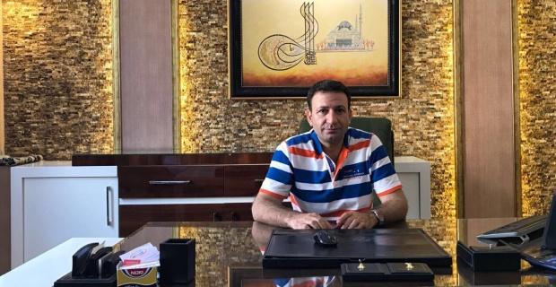 """Necmettin Eyyüpoğlu,""""İslam âleminin tamamında bayramın bayram tadında kutlanmasını umut ediyorum"""""""