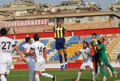 Şanlıurfa Karaköprü Belediyespor-Tarsus İdman Yurdu: 1-2