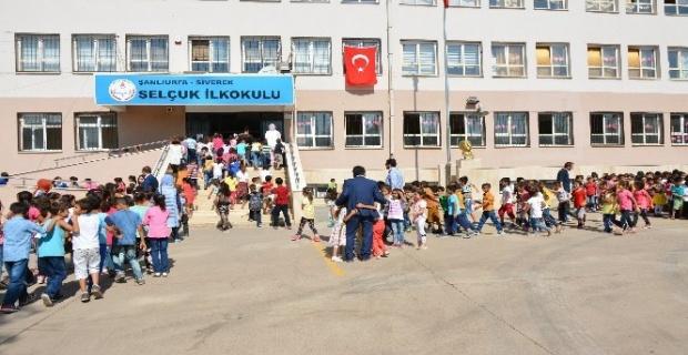 Siverek'te İlköğretim Haftası kutlaması