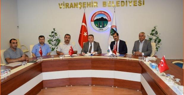 Viranşehir Belediyesi ilçe eğitimine desteklerini sürdürmeye devam ediyor.