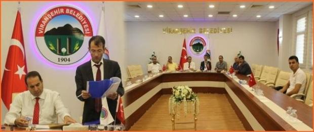 """Viranşehir Belediyesinden, """"  Güle Güle Mehmedim """" projesi"""
