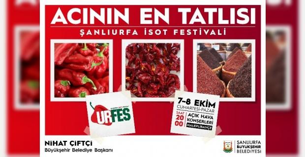 Çiftçi,festivale tüm vatandaşları davet etti.