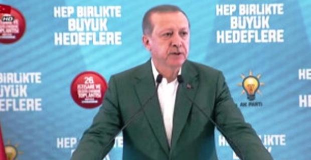 """Erdoğan: """"Görev Değişimi Gerekiyorsa Gerekeni Yapacağız"""""""