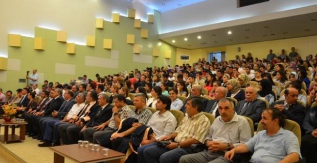 Fen-Edebiyat Fakültesi, 2017-2018 akademik yılı açılışını yaptı.
